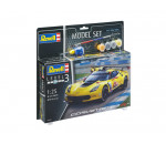 Revell 67036 - Model Set Corvette C7.R