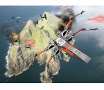 Revell 6763 -  Star Wars - Poe's Boosted X-Wing Fighter