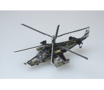 Trumpeter Easy Model - Russian Air Force Ka-50,No.318 Werewolf