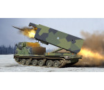 Trumpeter - M270/A1 Multiple Launch Rocket System- Finland/Netherlands