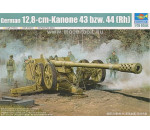 Trumpeter 02312 - German 128mm Pak44 (Rhien)